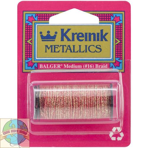 Kreinik Metallics Medium #16 Golden Pimento 5805