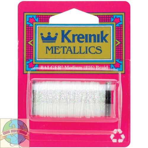 Kreinik Metallics - Medium #16 Crystalline / Easter Grass #9032