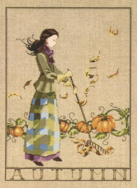 Mirabilia - Autumn in My Garden