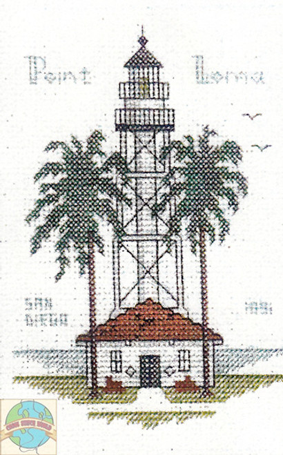 Hilite Designs - Point Loma Light