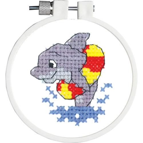 Kid Stitch - Dolphin Splashing