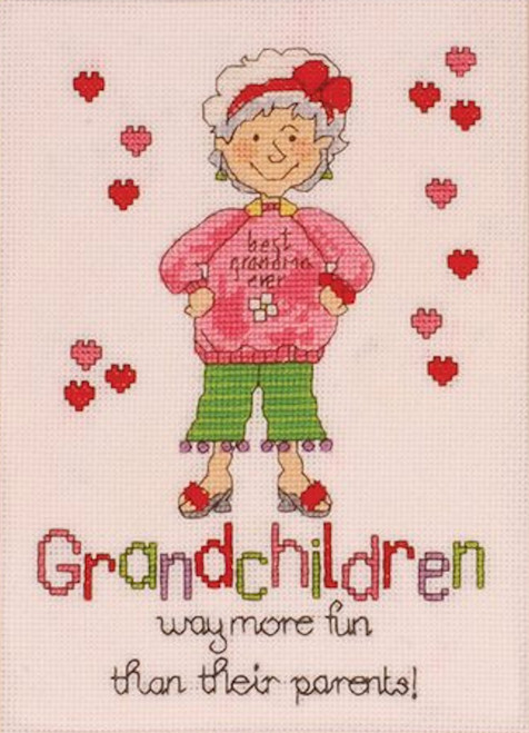 Design Works - Grandchildren