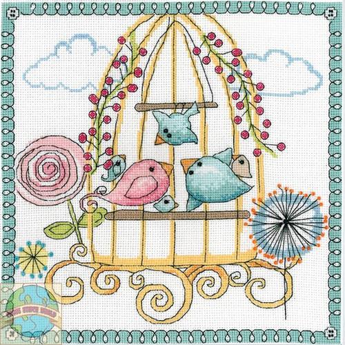 Design Works - Bird Cage