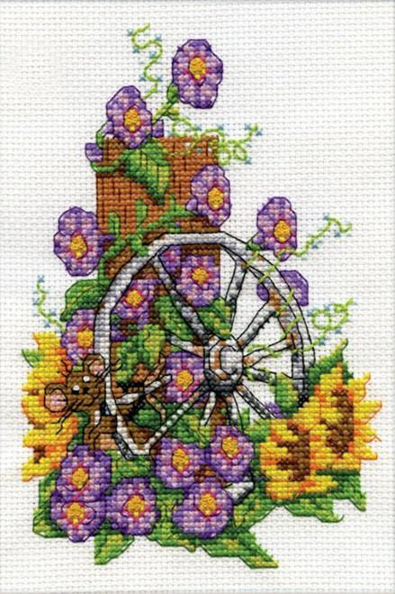 Design Works - Wagon Wheel Mouse