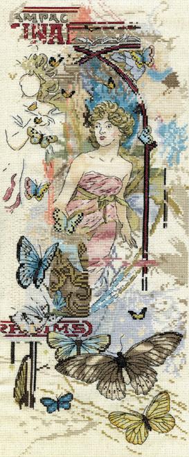 Design Works - Classical Butterflies