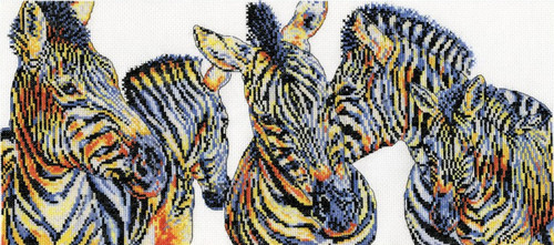 Design Works - Wild Things Zebras