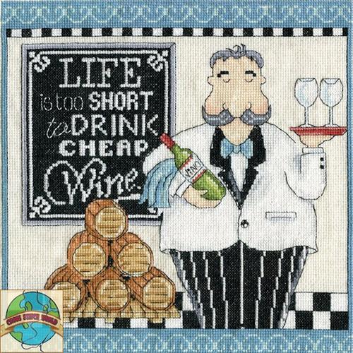 Design Works - Cheap Wine