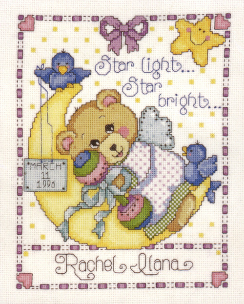 Design Works - Moon Baby Sampler