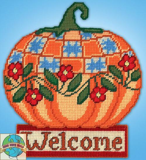 Design Works - Welcome Pumpkin