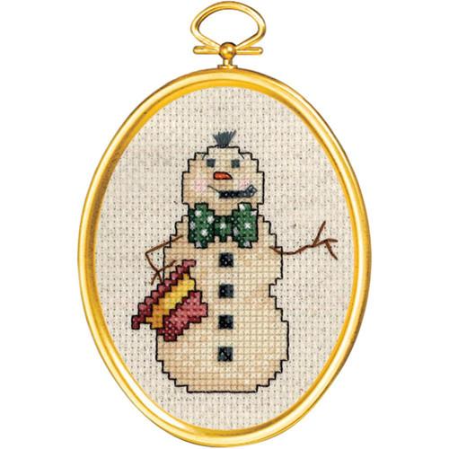 Janlynn - Smokin' Snowman