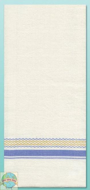 Design Works - Blue Homespun Towel