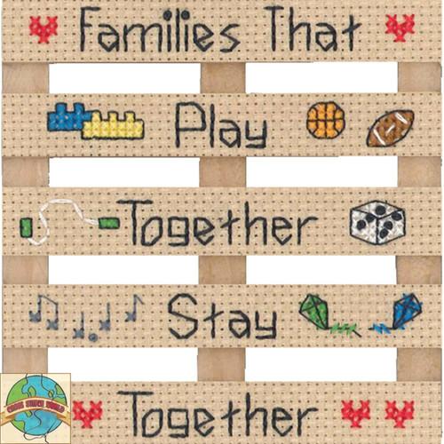 Janlynn - Families Stitch Pallets