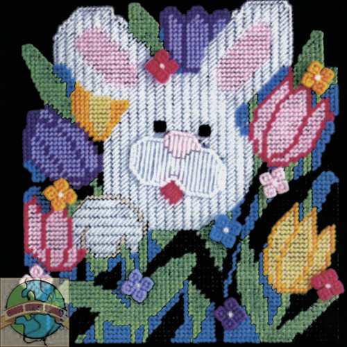 Design Works - Easter Bunny Wall Hanging