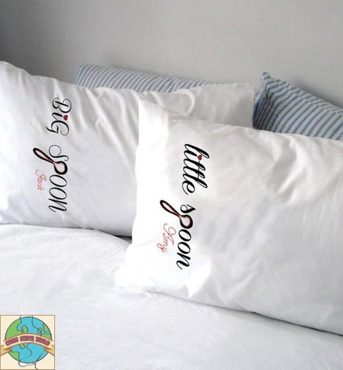 Design Works - Little Spoon Pillowcases w/Floss