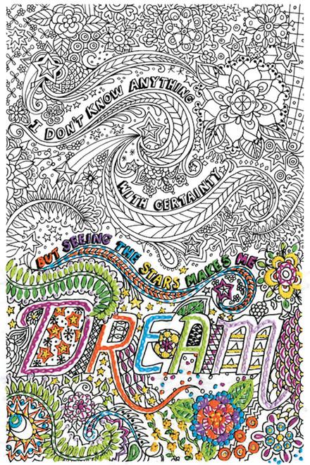 "Design Works - Zenbroidery Dream 10"" x 16"""
