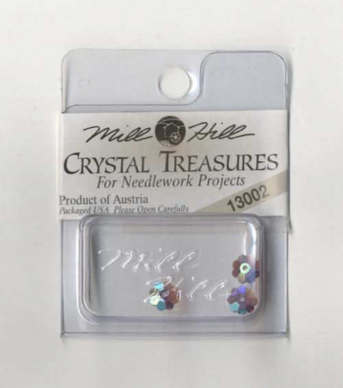 Mill Hill Crystal Treasures - Margarita Amethyst AB #13002