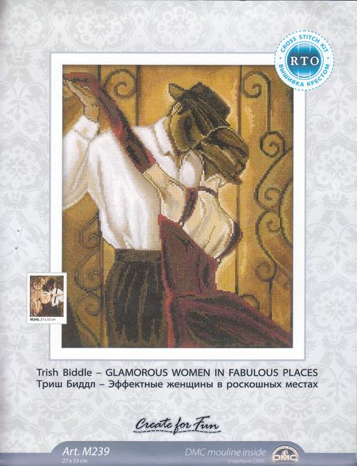 RTO - Glamorous Women In Fabulous Places