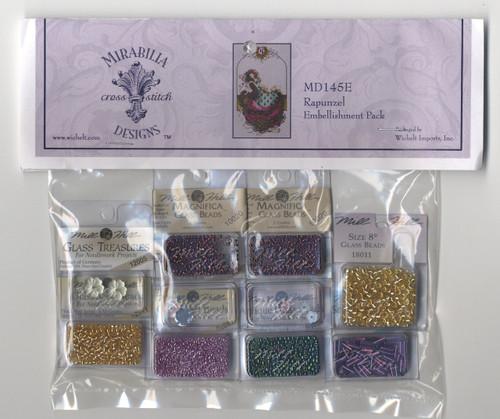 Mirabilia Embellishment Pack - Rapunzel