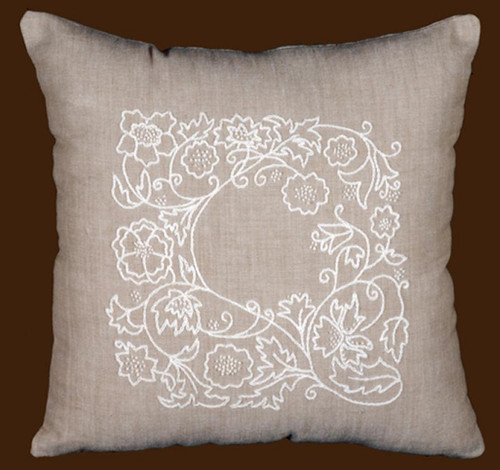 Design Works - Romance Vine Pillow