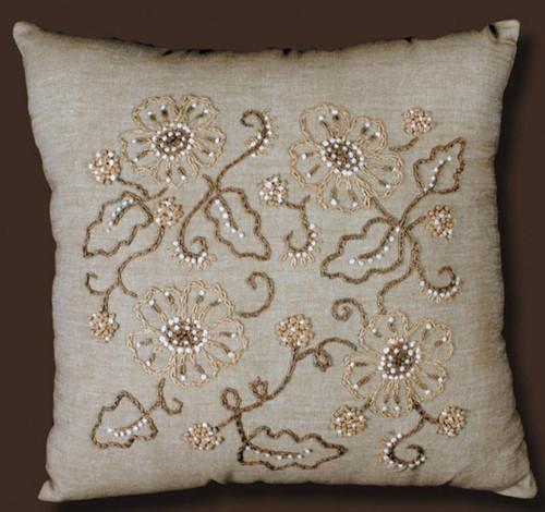 Design Works - Jacobean Pillow