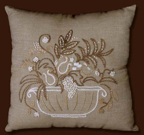 Design Works - Fruit Basket Pillow