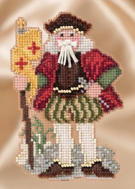 Mill Hill Renaissance Santas - Genoa Santa
