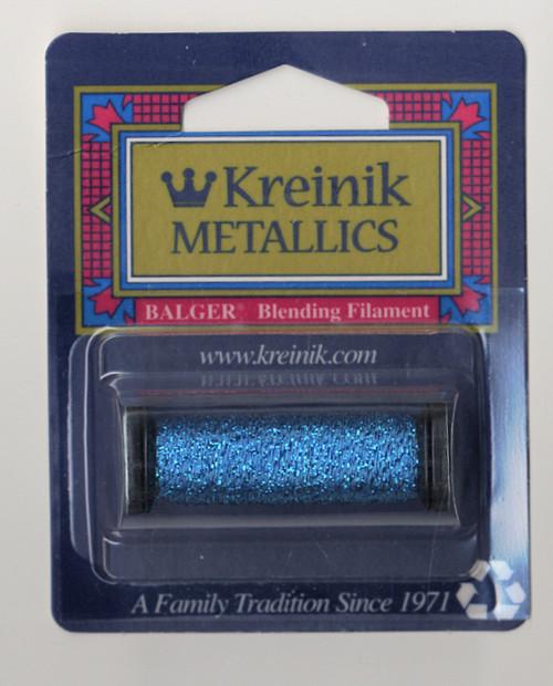 Kreinik Metallics Blending Filament - Blue #006