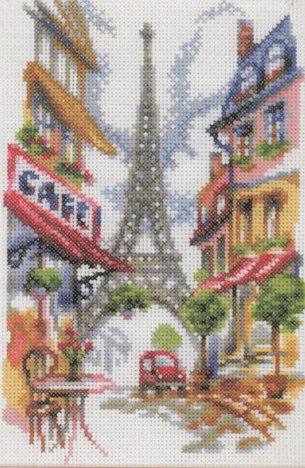 RTO - Quiet Corner of Paris