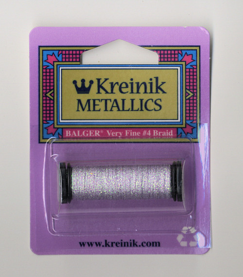 Kreinik Metallics - Very Fine #4 Star Mauve #093