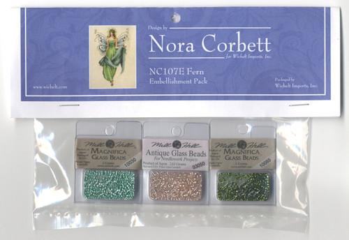Nora Corbett Embellishment Pack - Fern