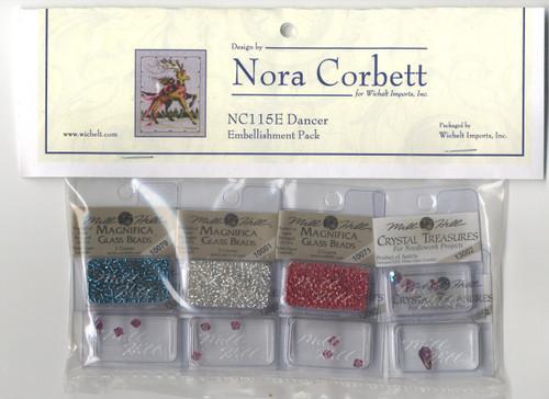 Nora Corbett Embellishment Pack - Dancer