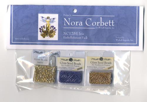 Nora Corbett Embellishment Pack - Iris