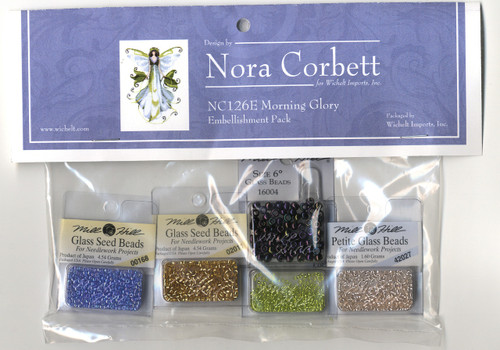 Nora Corbett Embellishment Pack - Morning Glory