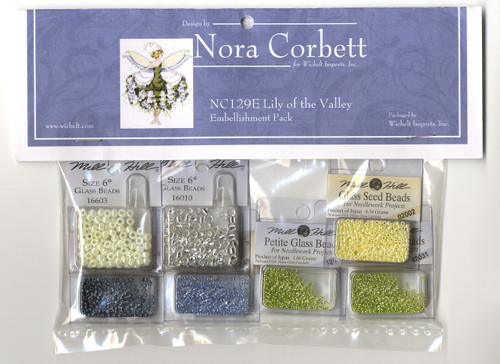 Nora Corbett Embellishment Pack - Lily of the Valley