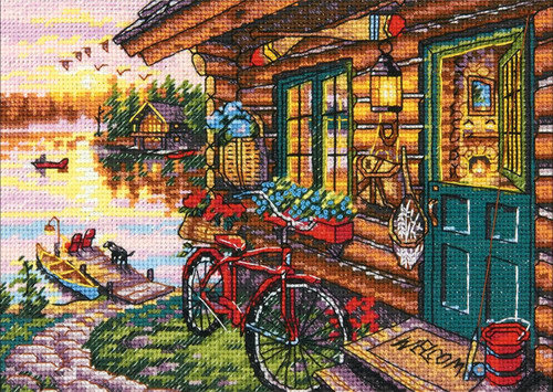 Gold Collection Petites - Cabin View
