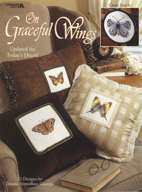Leisure Arts - On Graceful Wings