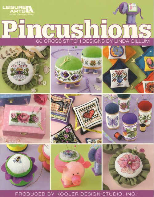 Leisure Arts - Pincushions