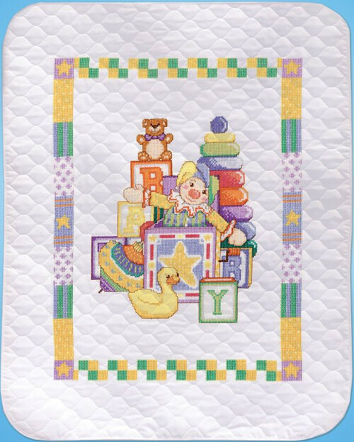 Design Works - Jack in the Box Quilt