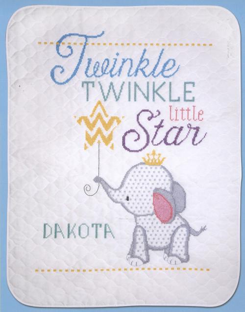 Janlynn - Twinkle Twinkle Little Star Quilt