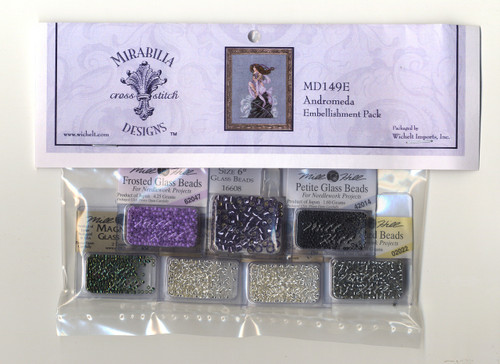 Mirabilia Embellishment Pack - Andromeda