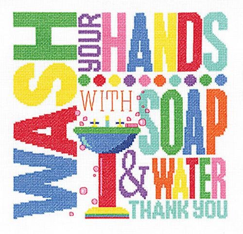 Janlynn - Wash Your Hands