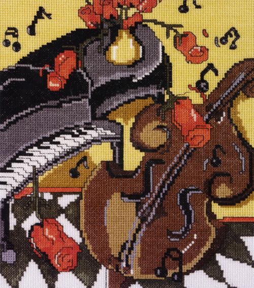 Janlynn - Musical Roses