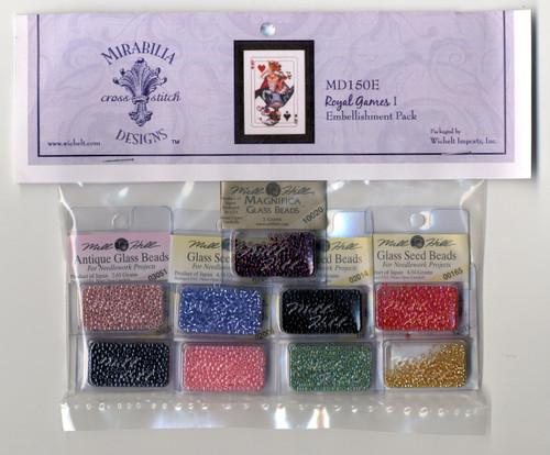 Mirabilia Embellishment Pack - Royal Games I
