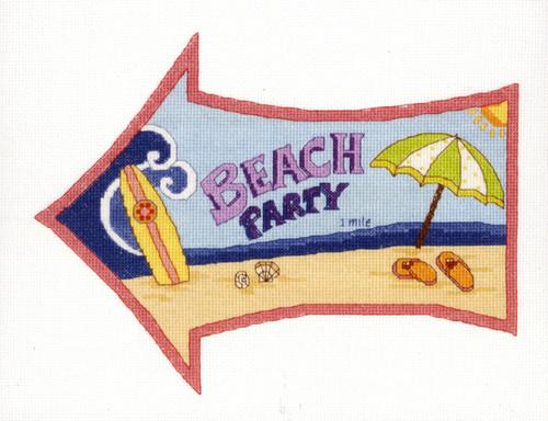 Janlynn / Sapna - Beach Party