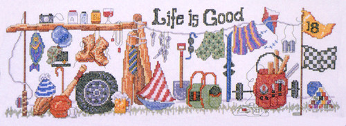 Design Works - The Good Life (Life is Good)