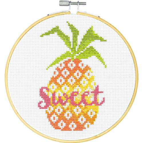 Dimensions Learn a Craft - Sweet Pineapple