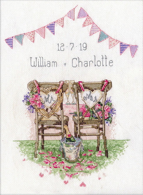 Cross Stitch Kits Wedding Anniversary Love Classy Cross Stitch Wedding Patterns