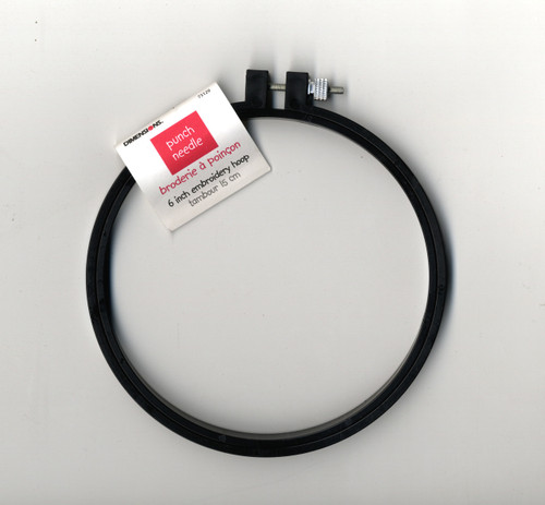 Dimensions - 6 inch Plastic Embroidery Hoop