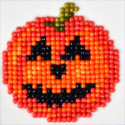 Diamond Dotz - Happy Halloween