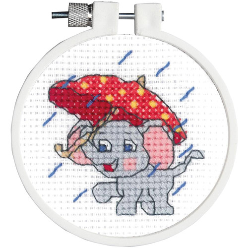 Kid Stitch - Rainy Day Elephant
